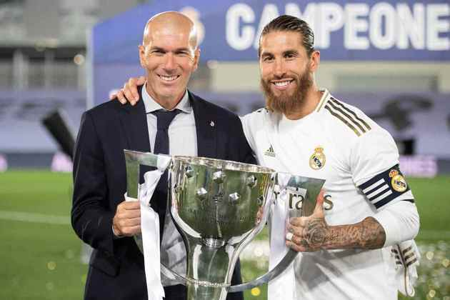 REAL MADRID - Em campo, onde tudo importa, o Barcelona via seu grande rival Real Madrid decolar, não sendo páreo para o time de Zidane no Campeonato Espanhol. E esse grande rival nem precisou do seu ex-astro, Cristiano Ronaldo para isso.