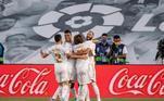 Real Madrid, espanhol, campeão, real campeão