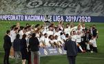 Real Madrid, Real, Real campeão