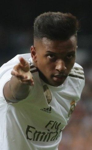 Rodrygo encantou Real Madrid