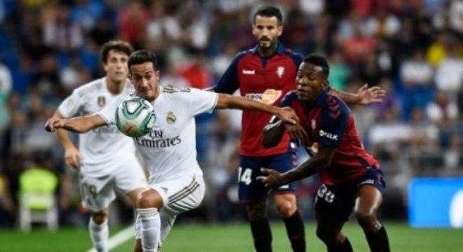 Real Madrid x Osasuna