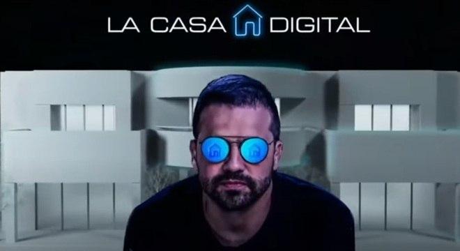 Reality show 'La Casa Digital' é organizado pelo empresário Pablo Marçal