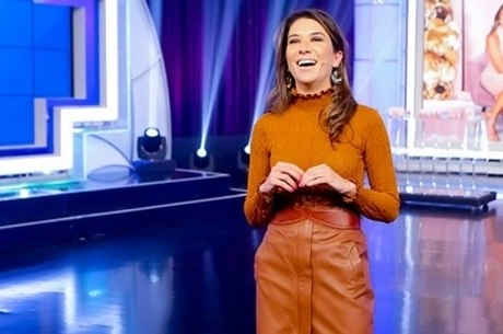 "Rebeca Abravanel no ""Roda Roda"""