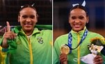 rebeca andrade, ginástica, tóquio, medalha, ouro