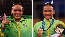 Ouro de Rebeca inspira crianças de Guarulhos, onde ginasta começou