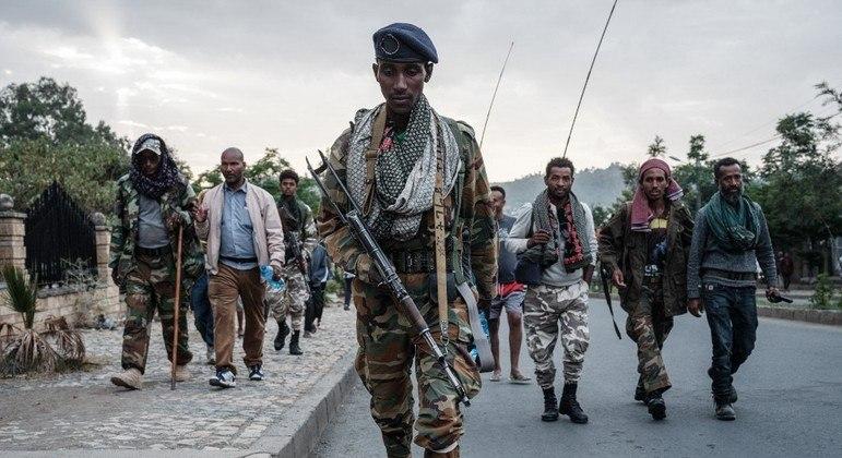 Médicos de hospitais afirmam que número de mortos no Tigré ainda pode aumentar