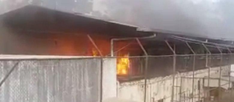 No presídio de Altamira, no Pará, 57 presos foram mortos em confronto de facções criminosas