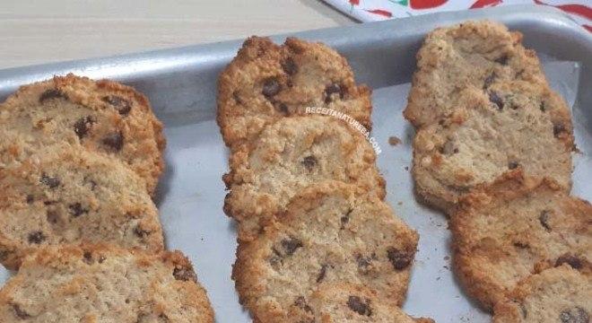 Receita de Cookies Low Carb