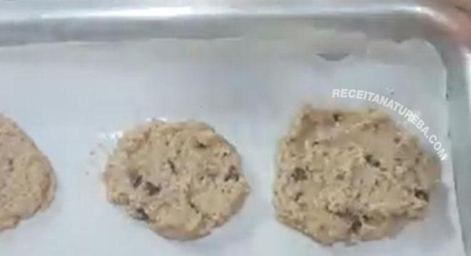 Receita de Cookies Low Carb2