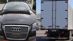 Leilão da Receita oferece  Audi por R$ 12 mil e  caminhão por R$ 22 mil ()
