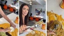 'Nachos table': a tendência culinária mais assustadora já criada