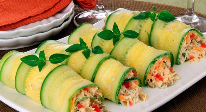 Receitas com abobrinha fáceis e deliciosas para o dia a dia