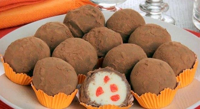 Receitas com chocolate branco para quem ama essa versão do doce