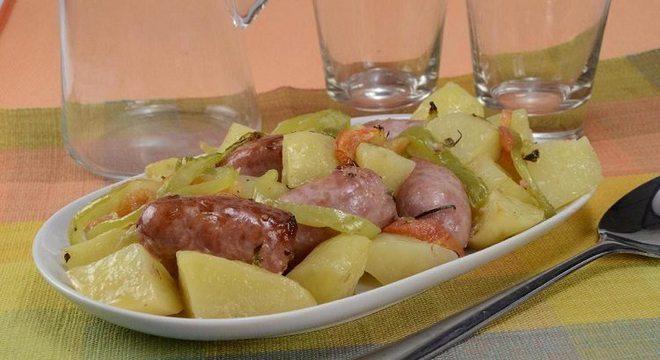 receitas de batata assada