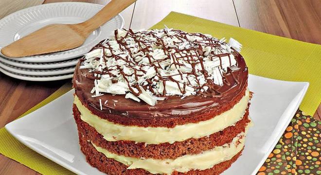 receitas de bolo de aniversário