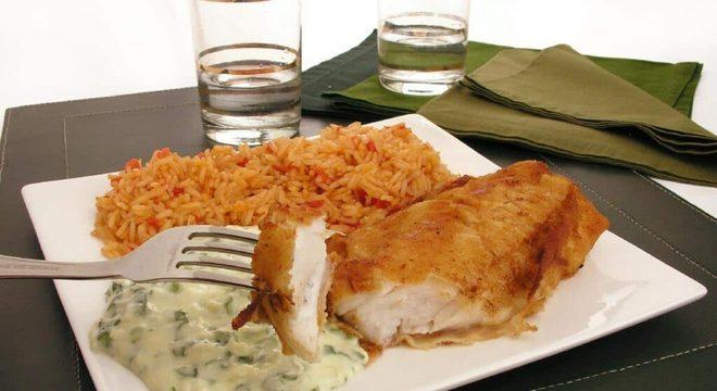 receitas de filé de peixe