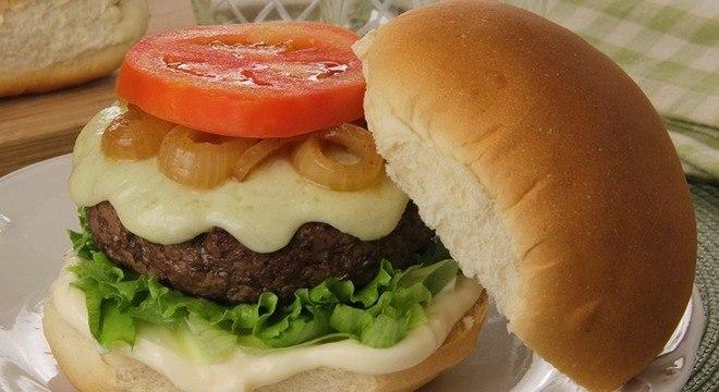 Receitas de hambúrguer perfeitas para o fim de semana