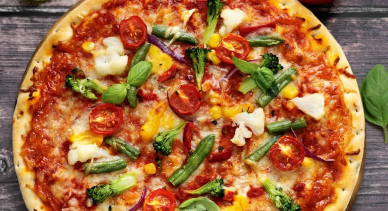 receitas de pizza saudável