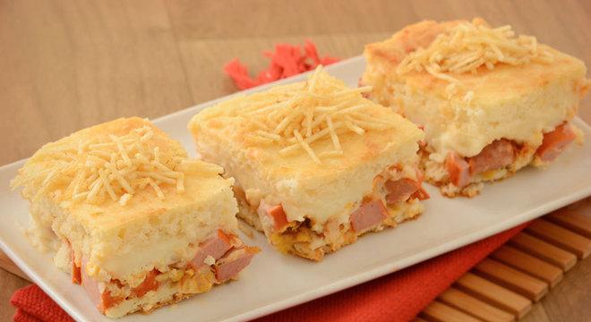 receitas de torta de batata