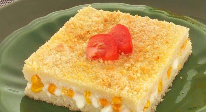 receitas de torta de milho