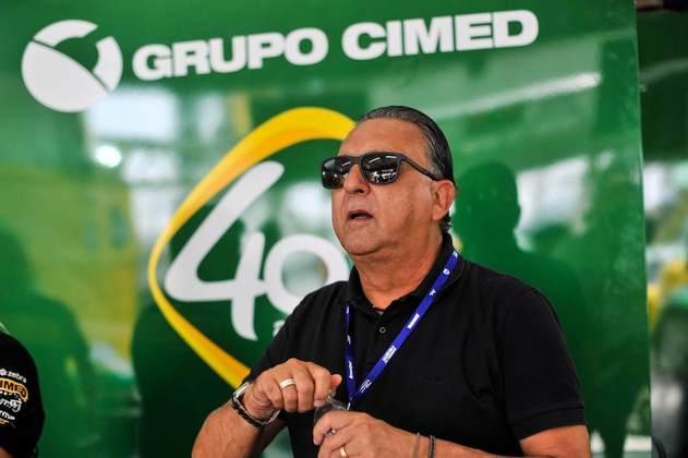 Recentemente, Galvão voltou a narrar a Stock Car. Em 2019, após 15 anos afastado, participou da Corrida do Milhão (Foto: Duda Bairros)