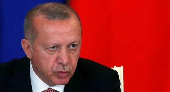 Recep Erdogan assumiu como primeiro ministro na Turquia em 2003