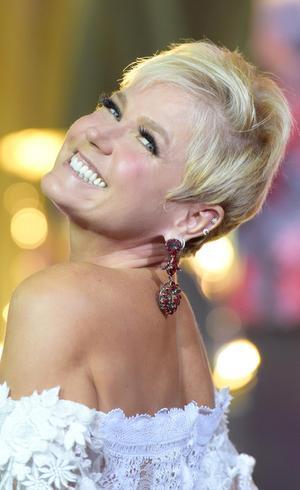 Xuxa comanda do Dancing Brasil 4