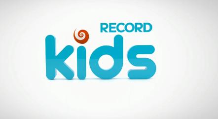 'Record Kids' ficou na 2ª posição