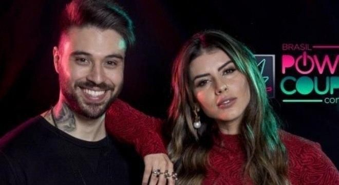 Thaís Bianca e Douglas foram eliminados com 25,91% dos votos