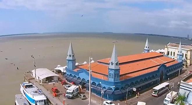 Mercado Municipal de Belém do Pará