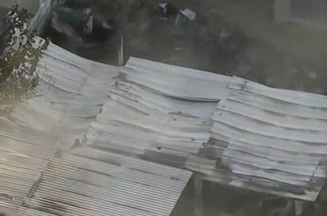 Incêndio deixou pelo menos 10 vítimas