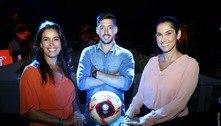 Record TV Rio coloca em campo time de jornalistas e comentaristas para transmissão dos jogos do Carioca
