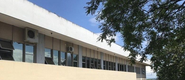 Sede da Record TV RS, localizada no Morro Santa Tereza, em Porto Alegre