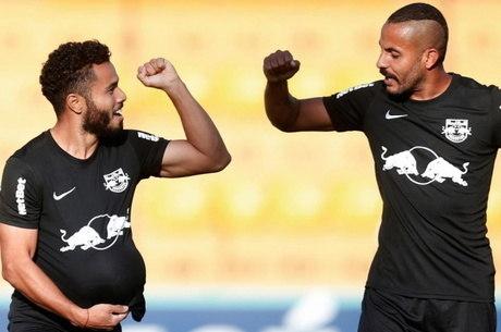Jogadores comprar ideia ofensiva de Felipe Conceição