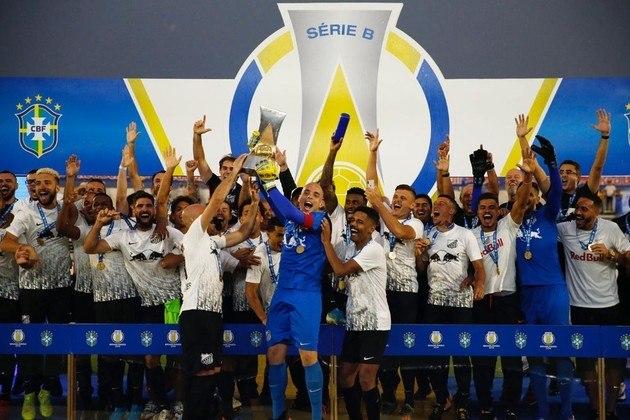 RED BULL BRAGANTINO - Última conquista: Campeonato Brasileiro Série B 2019