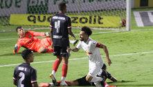 Líder, São Paulo mostrou futebol de lanterna. 4 a 2 Bragantino