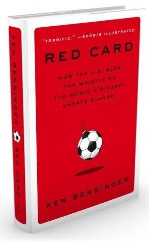 Livro 'Cartão vermelho' será lançado também em português