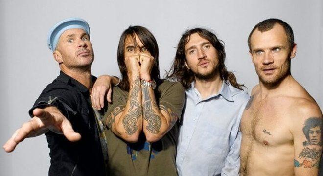 Red Hot Chili Peppers anuncia volta de John Frusciante à banda