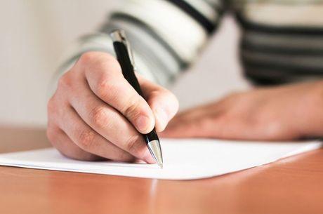 A nota da Redação tem peso fundamental; saiba como fazer um texto nota 1.000