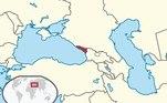 Mais especificamentena costa daAbecásia, no Cáucaso—região autônoma ao norte da Geórgia