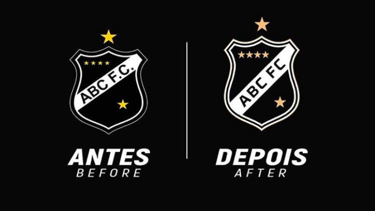 Redesenho de escudos de futebol: ABC