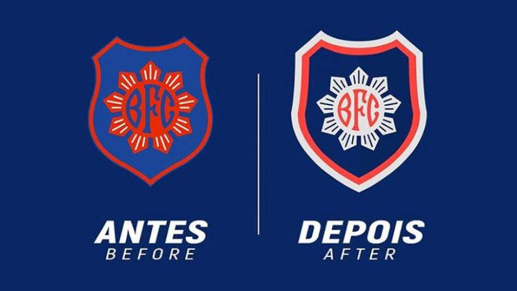 Redesenho de escudos de futebol: Bonsucesso