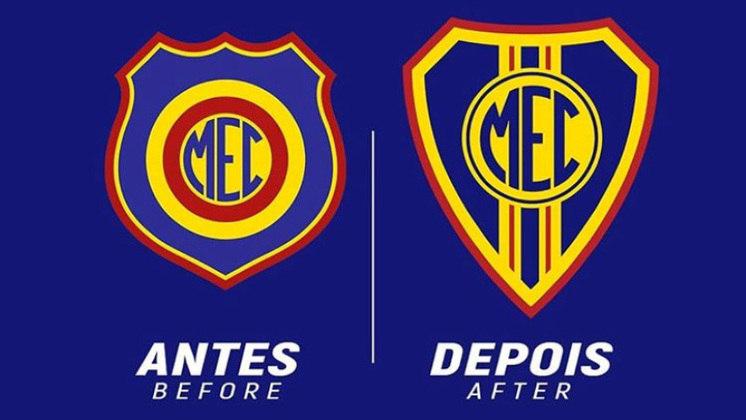 Redesenho de escudos de futebol: Madureira