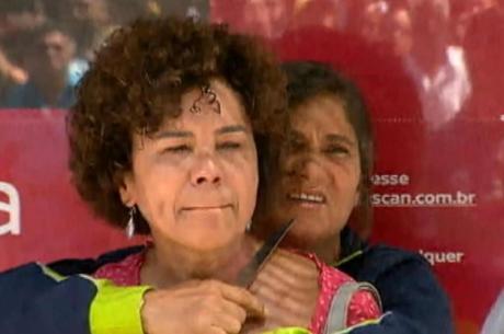 Mulher feita de refém na avenida Paulista
