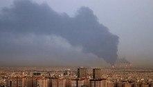 Irã: bombeiros ainda tentam apagar incêndio em refinaria de petróleo