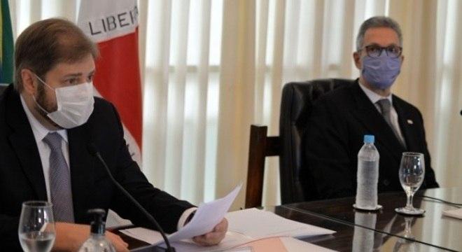 Presidente da ALMG, Agostinho Patrus, recebeu proposta do governador Zema
