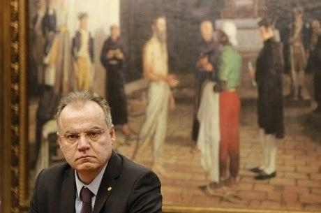 O relator, deputado Samuel Moreira (PSDB-SP)
