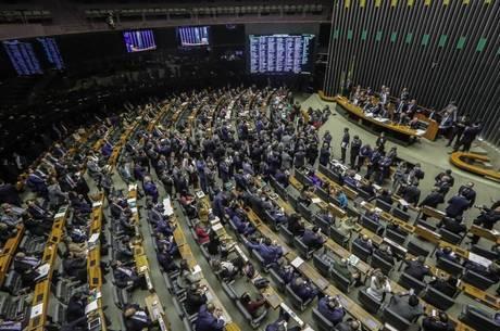 Centrão apoiou texto da reforma da Previdência