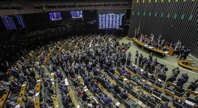 Câmara dos Deputados está sem energia elétrica desde o meio-dia desta quarta