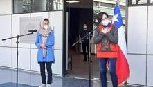 Primeira refugiada afegã na A. Latina desembarca no Chile